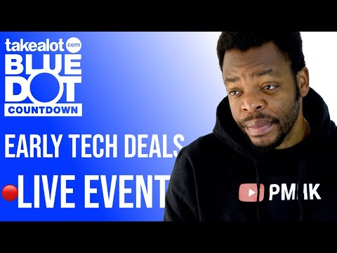 Early Black Friday Deals Blue Dot Sale Youtube
