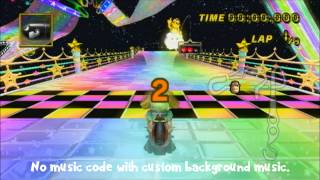 Mario Kart Wii ~ No Music (Sound Codes)