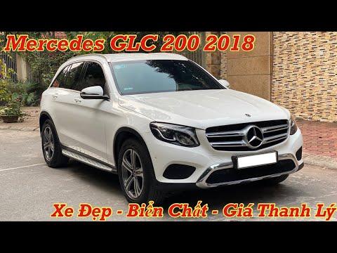 Thanh Lý Mercedes GLC 200 2018 - Xe Đẹp Biển Đẹp - Giá Lại Hợp Lý - Lì Xì Đầu Xuân Năm Mới