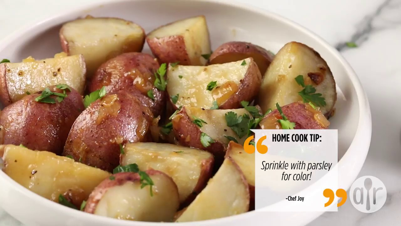 How to Make Honey Roasted Red Potatoes | Dinner Recipes ...