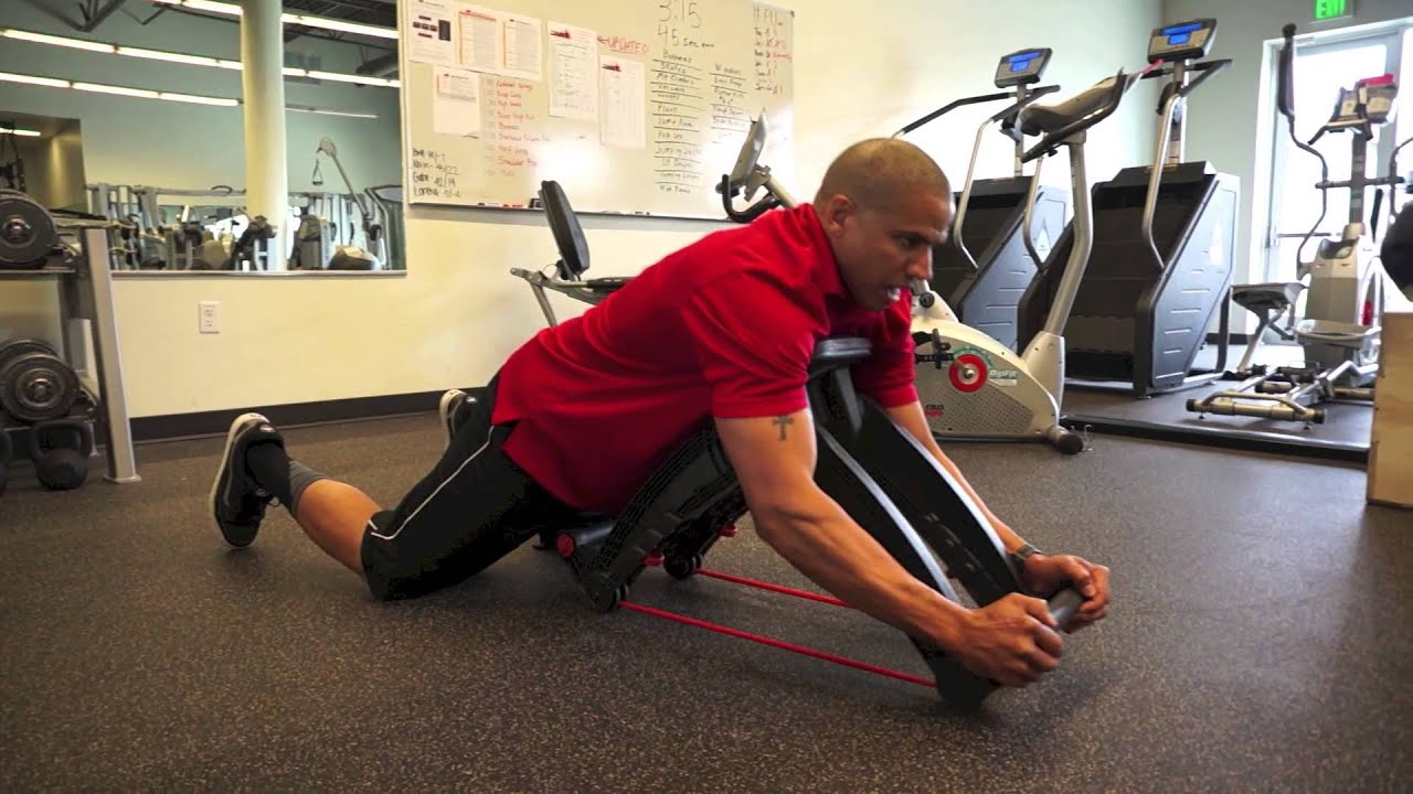 Bowflex Uppercut Workout
