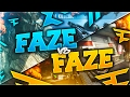 FaZe vs FaZe!!