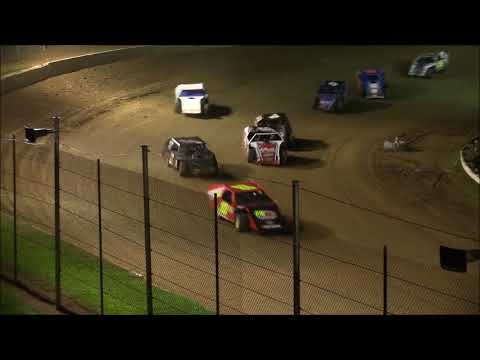 Sport Mod Feature from Atomic Speedway, August 2nd, 2018. - dirt track racing video image