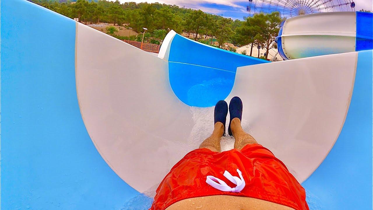 Cool Kids Water Slide at Vogue Hotel Bodrum