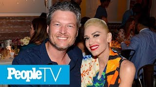Blake Shelton's Story Of Falling In Love With Gwen Stefani Will Make You Swoon | PeopleTV