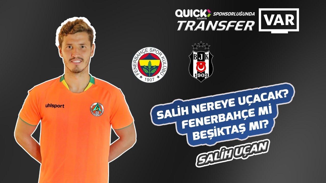 Salih nereye uçacak? Fenerbahçe mi Beşiktaş mı? #TransferVAR'da...