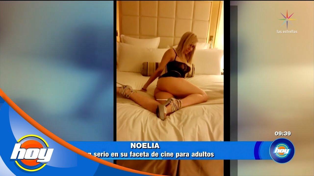 Acytriz Porno Noelia noelia será actriz porno | las calientitas | hoy