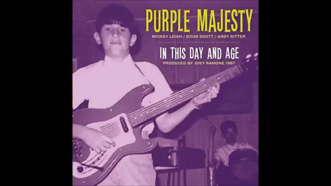 Download Purple Majesty - In This Day And Age