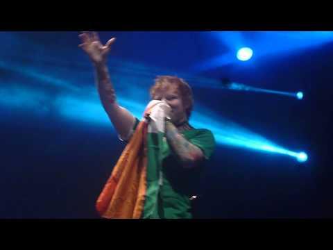 Ed Sheeran - The A Team (Live at the O2, Dublin)