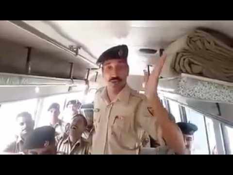 An Indian soldier warned Pakistan on Kashmir | Jai hind poem