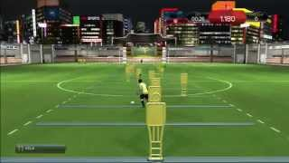 FIFA 14 Skill Game || Dribbling || What The ??
