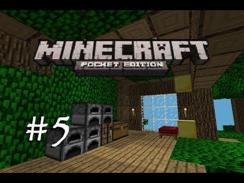Minecraft PE Jungle Survival #5