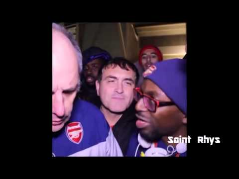 Claude from Arsenal TV - Best Of Vines Part 4
