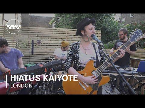 Hiatus Kaiyote 'Shaolin Monk Motherfunk' Boiler Room LIVE Show