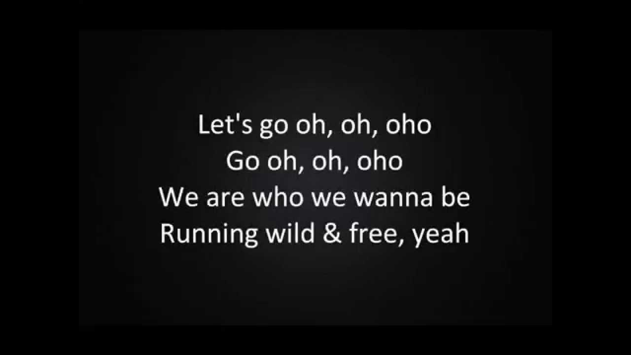 lena meyer landrut wild and free