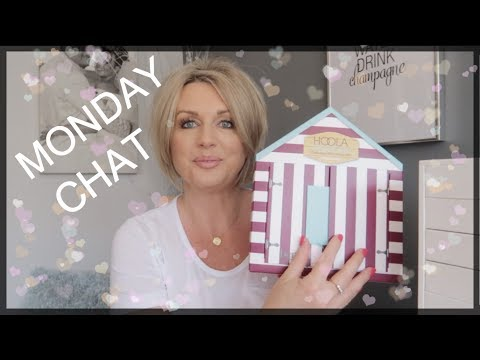 *Monday Chat* - Amazing GIVEAWAY, Songmics, Benefit, Grow Gorgeous, Cocoa Locks