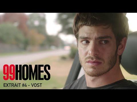 99 HOMES - Extrait #4 - Première leçon VOST