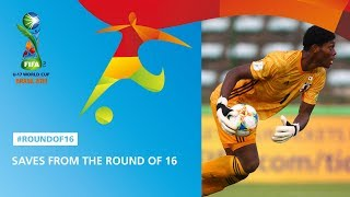 Фото Save Highlights From The Round Of 16 - Fifa U17 World Cup 2019 ™