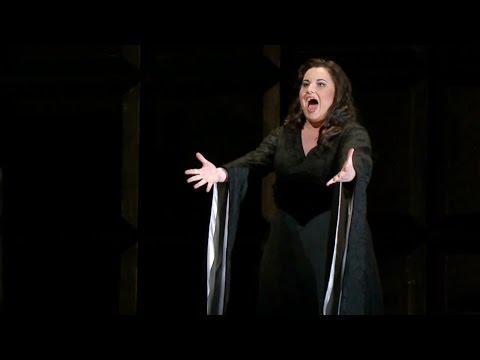 Macbeth - 'Vieni! t'affretta!'  (Liudmyla Monastyrska, The Royal Opera)