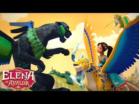 It's a Big Deal | Music Video | Elena of Avalor | Disney Jun