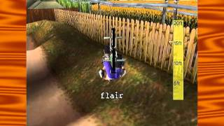Dave Mirra freestyle bmx- Dreamcast