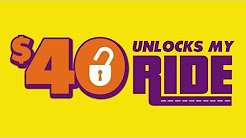 $40 Unlocks My Ride | Locksmith Greensboro NC  | 336-447-3853