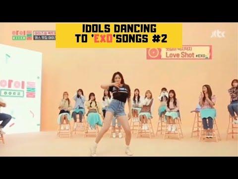 K-Idols  Dance Cover To EXO 엑소 Songs#2