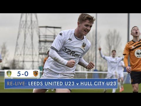 Re-live: Leeds United U23 5-0 Hull City U23: Professional Development League