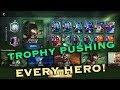 Live TROPHY PUSHING! Heroic Magic Duel