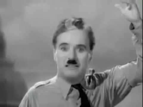 Charlie Chaplin - 'Speech of Truth'