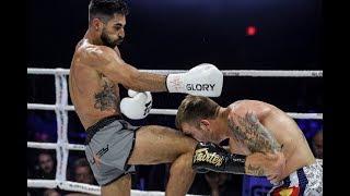 GLORY 68: Josh Jauncey vs. LT Nelson - Full Fight