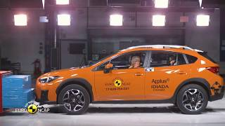 Euro NCAP Crash Test of Subaru XV