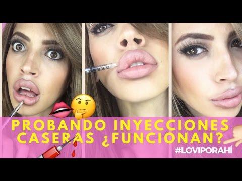 ¡Consigue labios gruesos sin cirugía! | Aumento de labios antes y después ❤ - Eulo