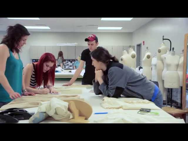 Fashion Merchandising Middle Tennessee State University
