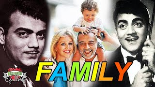 Mehmood Family with Parents, Wife, Son, Brother, Sister, Career, Death and Biography