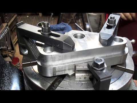 Custom Harley Triple Clamp Build #5