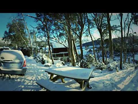 Mt Field, Tasmania - Government huts, Lake Dobson Road & Russell Falls