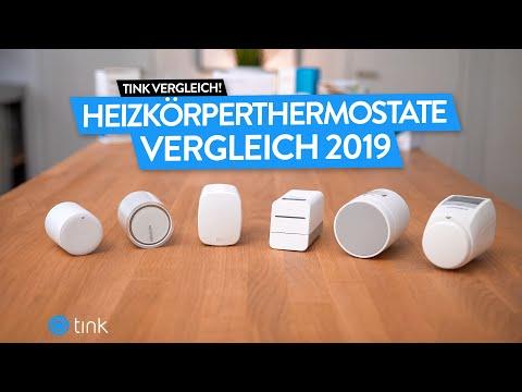 Der große smarte Heizkörperthermostate Vergleich 2019!