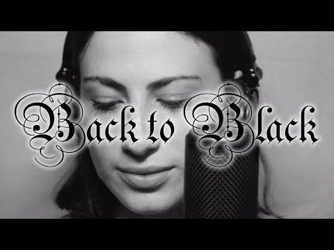 Amy Winehouse - Back To Black (Juli Gerechter Cover)