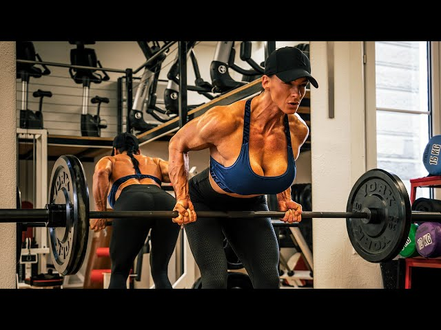 How to do Bent Over Barbell Rows safely and productively | Cindy Landolt Barbell Rows Tutorial