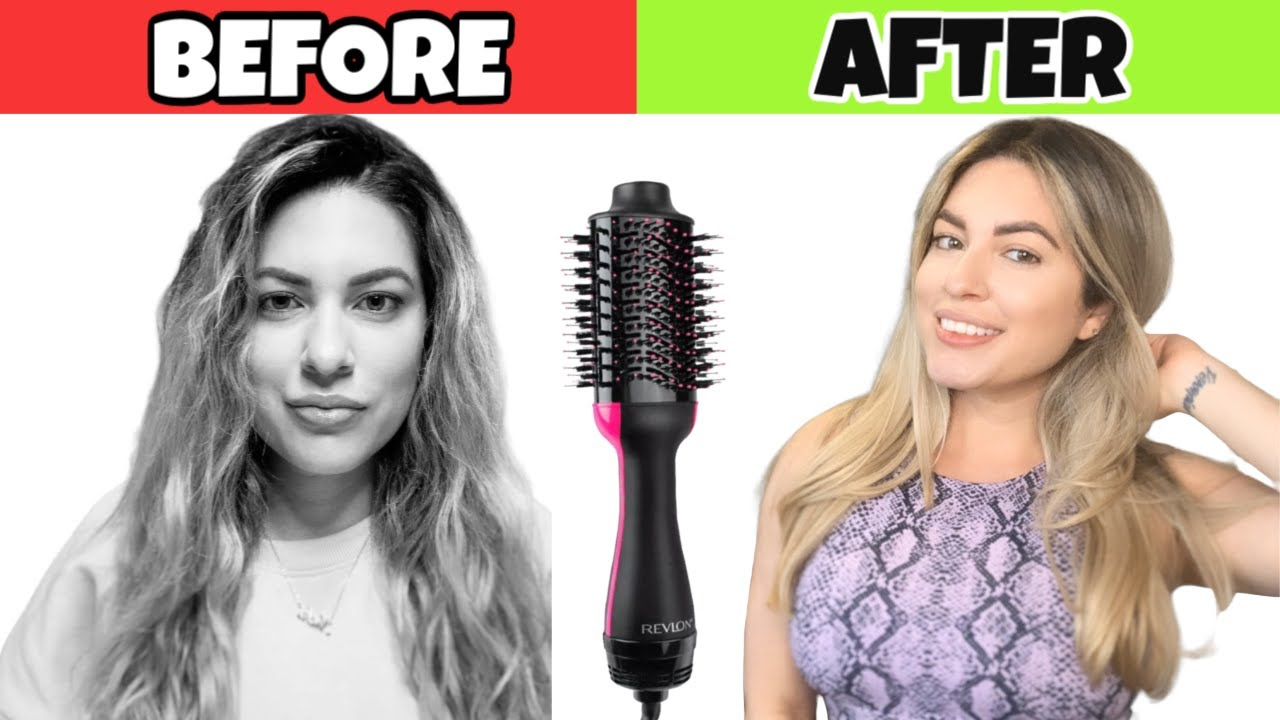 HOW TO:  Perfect Salon Blowout at Home | Revlon