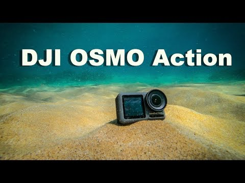 I GOT A DJI OSMO ACTION! FIRST LOOK + MY THOUGHTS!  | MicBergsma