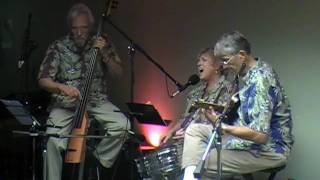 Ev Cook, Jim Mitchell, and Bruce Chappelle doing an evening of John...