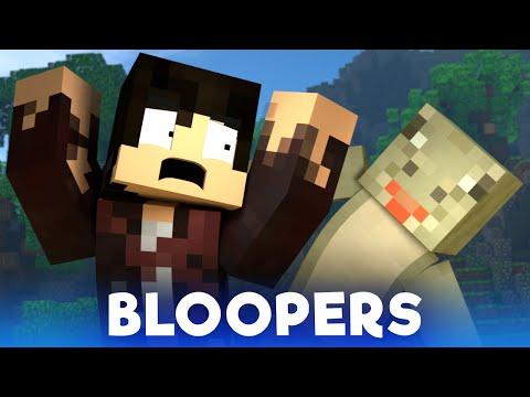 Animator Adventures: Saving Sam's Tea: BLOOPERS (Minecraft Animation)