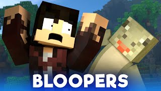 Animator Adventures: Saving Sam's Tea: BLOOPERS (Minecraft Animation)