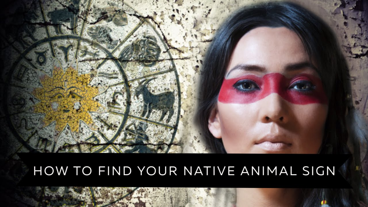 How To Find Your Animal Spirit Guide The Native American Zodiac