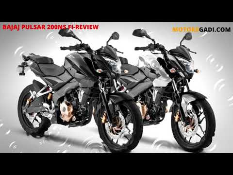 Bajaj Pulsar 200NS FI Features, Price And Specifications