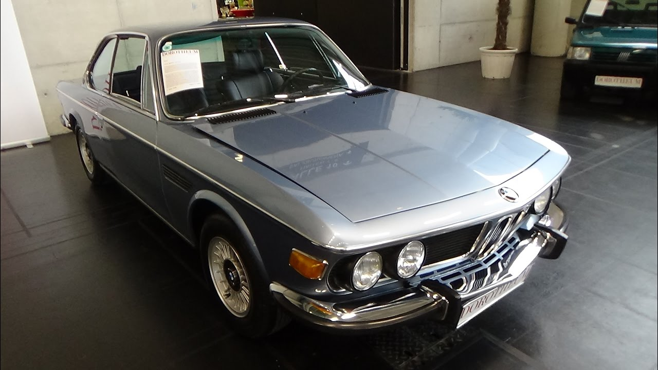 BMW CSi Exterior And Interior Classic Expo Salzburg - 1975 bmw 3 0 csl