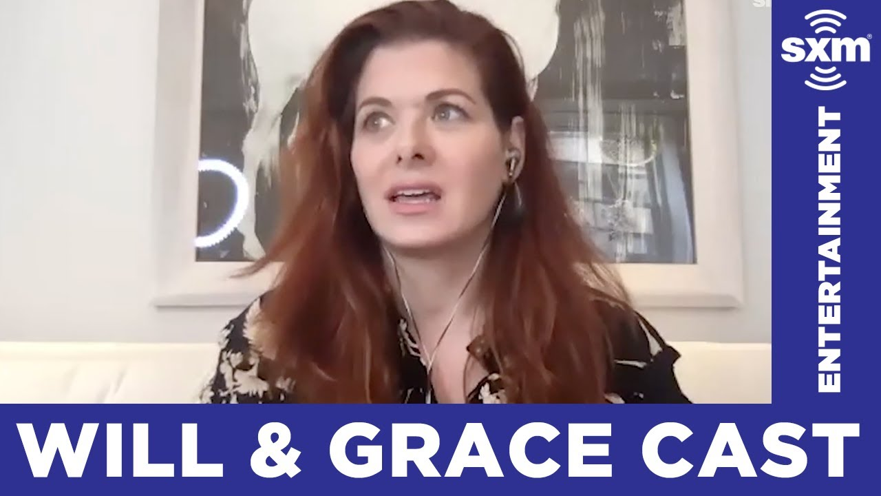 Debra Messing & Eric McCormack Say Goodbye to 'Will & Grace'