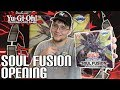 NEW! Yu-Gi-Oh! SOUL FUSION BOOSTER BOX OPENING | NEW Salamangreat, Gravekeepers, & More!